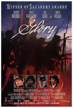 a report on glory a 1989 american drama war film by edward zwick The film was not the success that glory (1989) had been, though, but zwick bounced back immediately with legends of the fall (1994) the film was about a family of a father and his three sons as they live in the wilderness of montana.